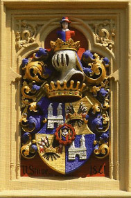 Wappen Everburg